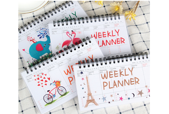 Weekly planner Lifestyle