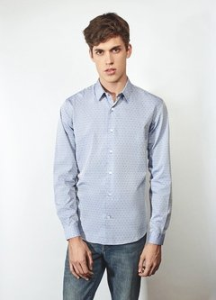 Camisa Roque. Fil de coupe