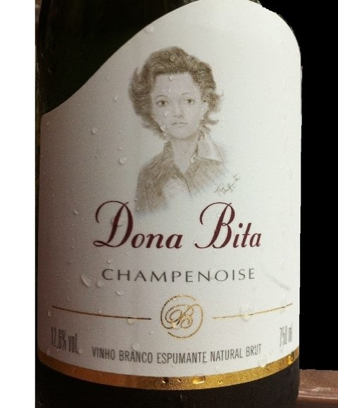 Espumante Don Giovanni Dona Bita 48 meses 750 ml - Enoteca Trattoria do Vinho