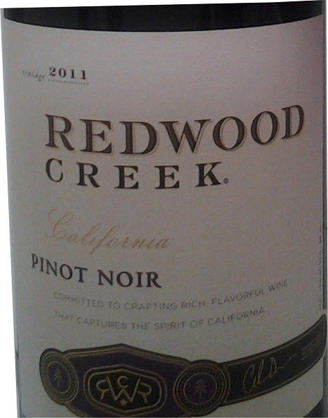 Vinho Tinto Redwood Creek Pinot Noir 750 ml - Enoteca Trattoria do Vinho