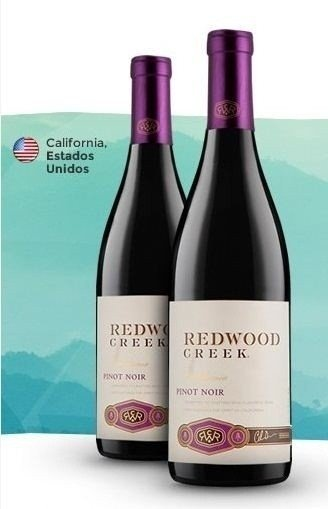 Imagem do Vinho Tinto Redwood Creek Pinot Noir 750 ml
