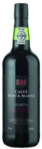 Vinho Caves Santa Marta Porto Ruby 750 ml
