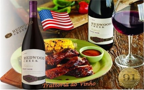 Vinho Tinto Redwood Creek Pinot Noir 750 ml - comprar online