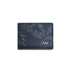 Leaves wallet