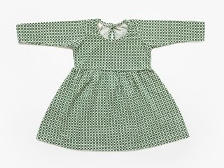 KOM dress - forest green mini x