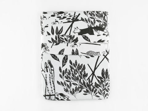 tablet case - grey onas