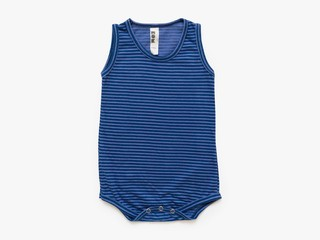 baby sleeveless bodysuit -