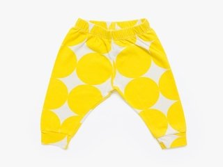 trousers -yellow big circles