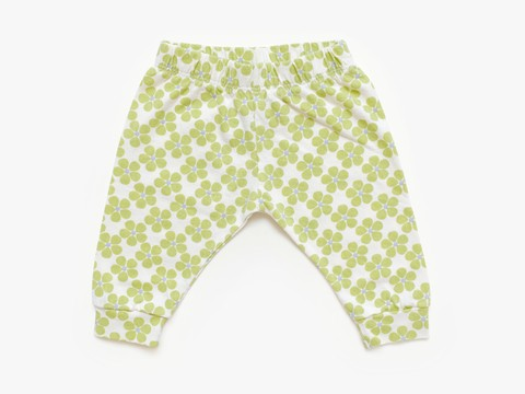trousers - light olive pansy