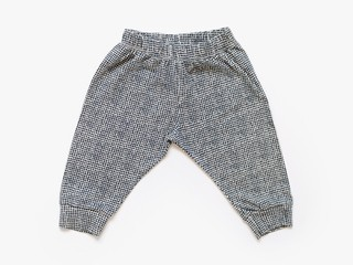 trousers - indigo net