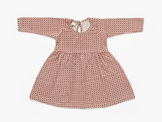 KOM dress - cinnamon mini x