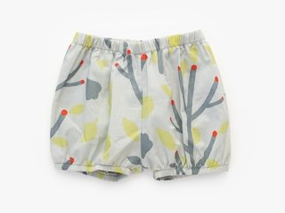 baby shorts - cement lola twigs