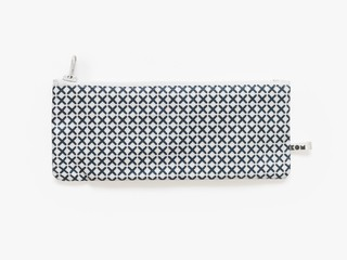KOM pencil case - indigo mini x