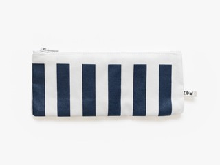 KOM pencil case - indigo sticks