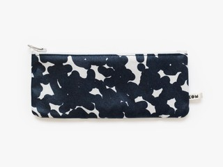 KOM pencil case - indigo noise