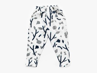 chino trousers - sky lola twigs