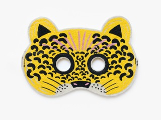 mask - jaguar
