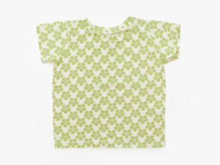basic t-shirt - light olive pansy