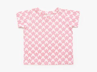 basic t-shirt - pink pansy