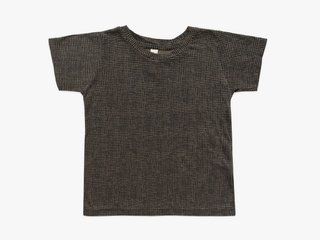 basic t-shirt - indigo net