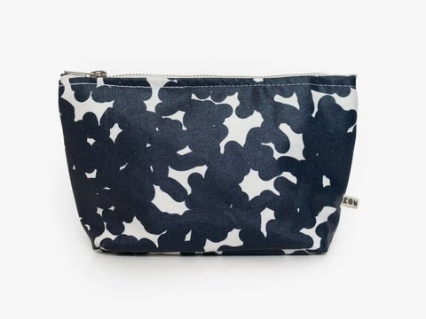 KOM cosmetic bag - indigo noise