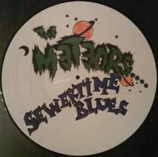 The Meteors ‎– Sewertime Blues