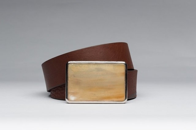 Cow Brown Belt - comprar online