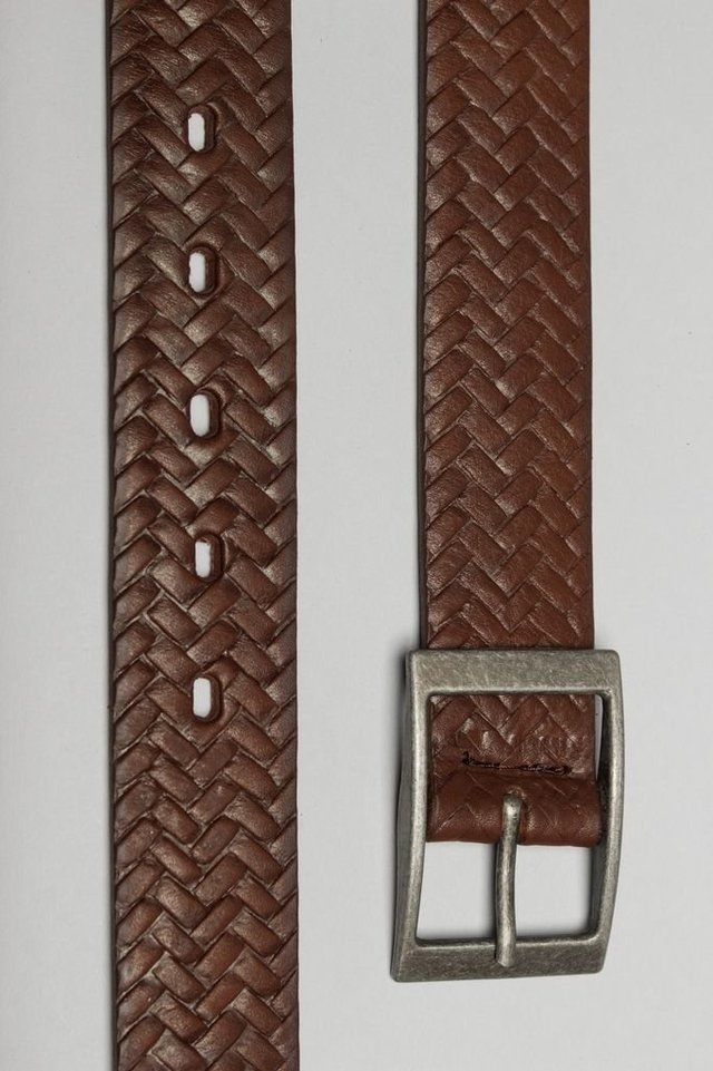 Braid Brown Belt