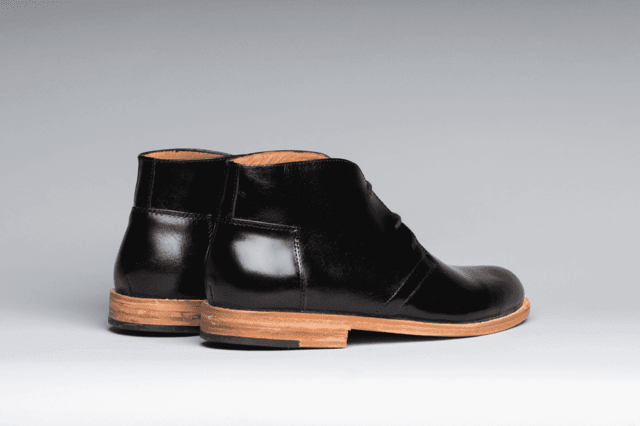 The Desert Boots - Black en internet