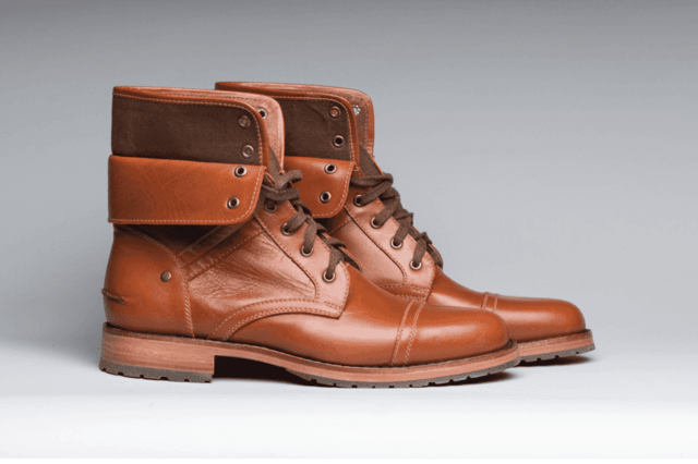 THE BRAVE BOOTS BROWN - comprar online