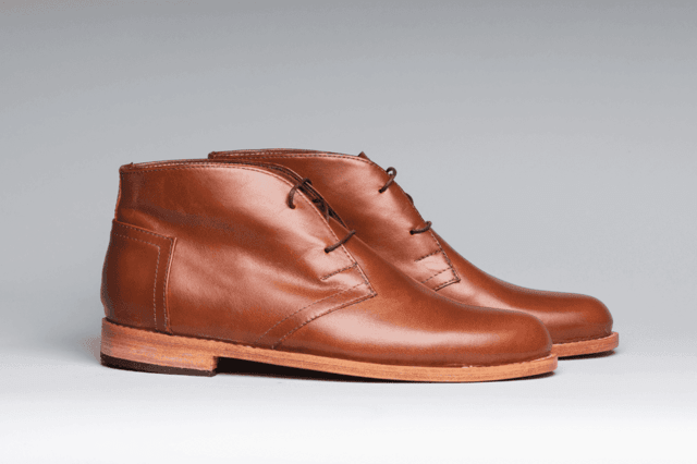 The Desert Boots - Brown en internet