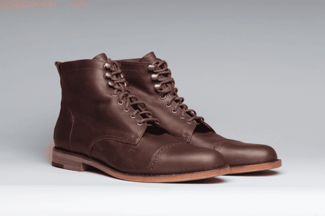 The Ranger Boots Choco