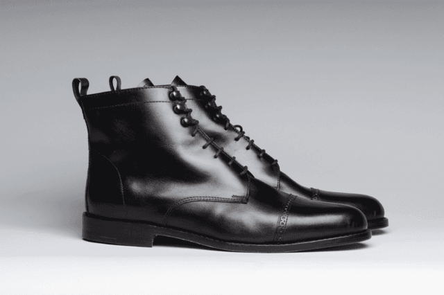 THE RANGER BOOTS - Black - comprar online