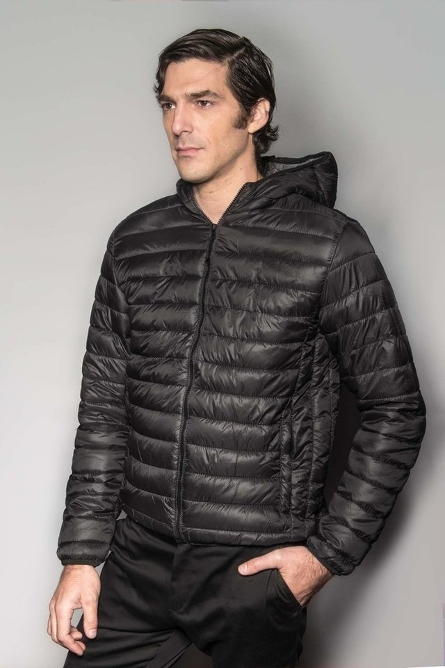 Thermo Jacket Black