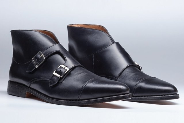 THE ENGLISH SHOES - Black - comprar online