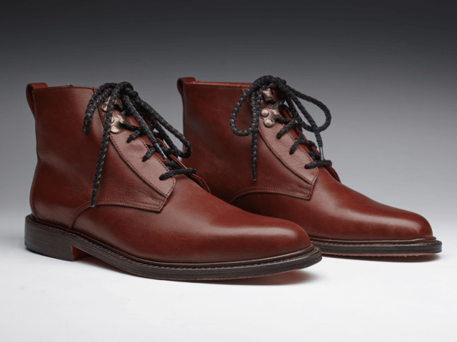 THE TRUNK BOOTS - Brown