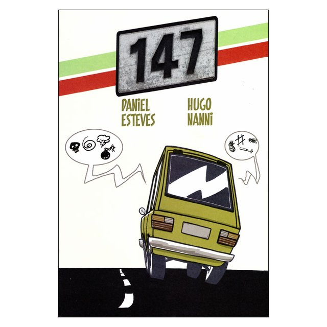 147 (Daniel Esteves, Hugo Nanni)