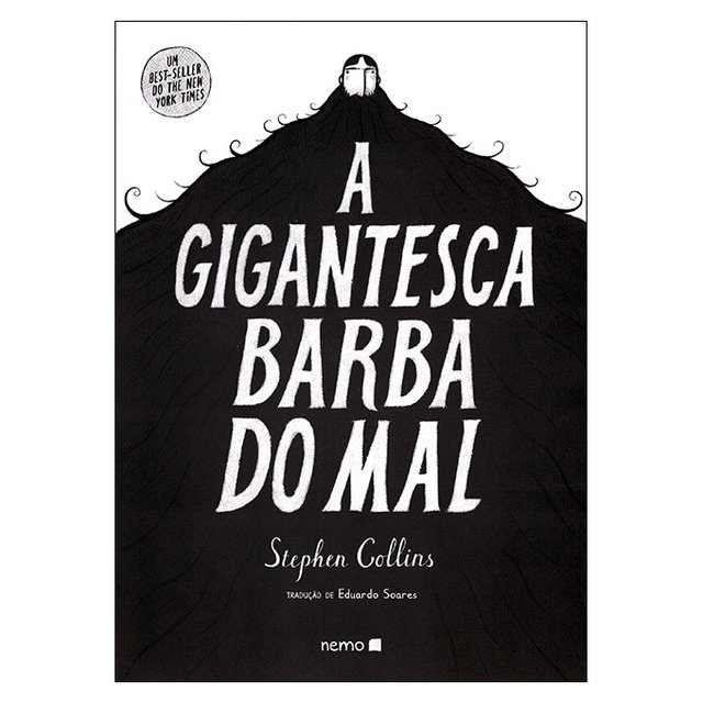 A Gigantesca Barba do Mal (Stephen Collins)