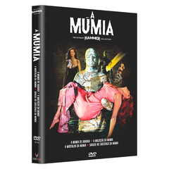 DVD A Múmia - The Ultimate Hammer Collection