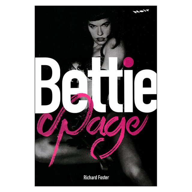 Bettie Page (Richard Foster)