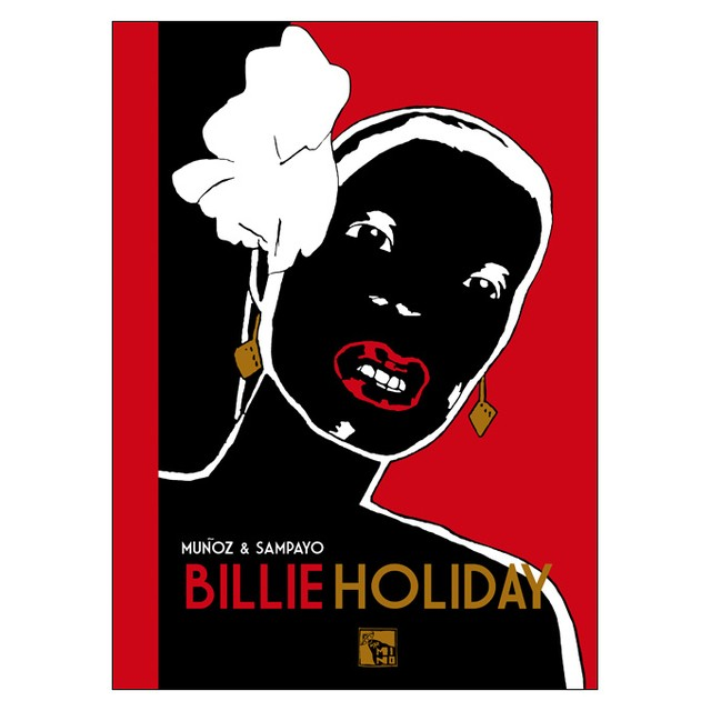 Billie Holiday (José Muñoz, Carlos Sampayo)