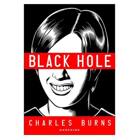 [PRÉ-VENDA] Black Hole (Charles Burns)