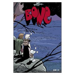 Bone #2: Phoney contra-ataca ou Solstício (Jeff Smith)