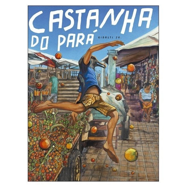 Castanha do Pará (Gidalti Jr.)