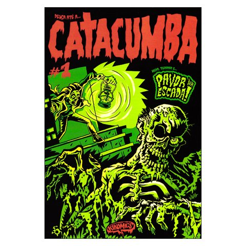Catacumba #1 (Kiko Garcia)