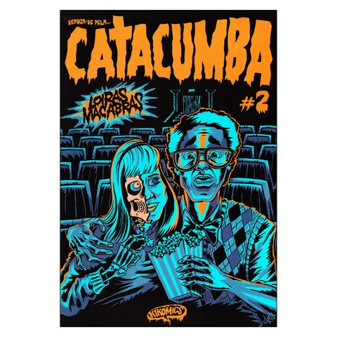 Catacumba #2 (Kiko Garcia)