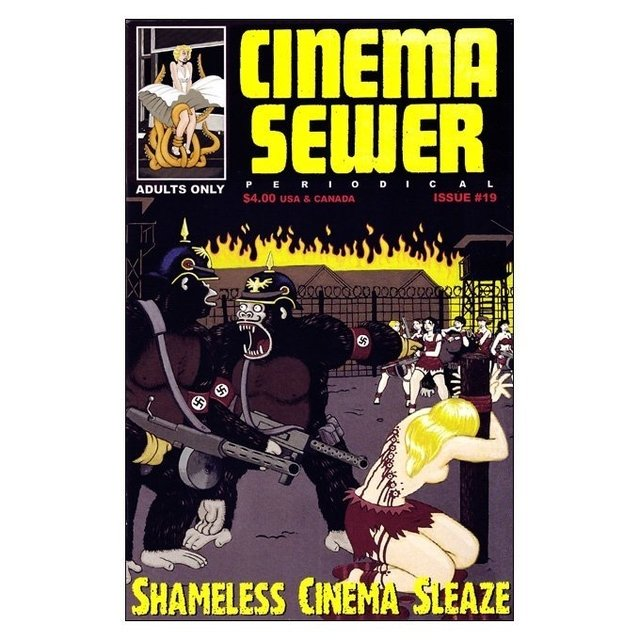 Cinema Sewer #19