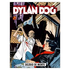 Dylan Dog Vol.4 - Delírio de Morte