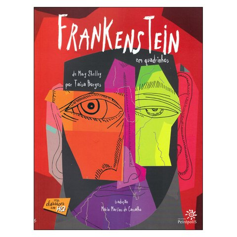 Frankenstein (Mary Shelley, Taisa Borges)