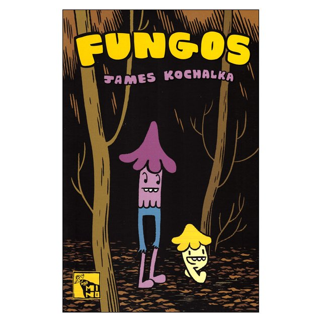 Fungos (James Kochalka)
